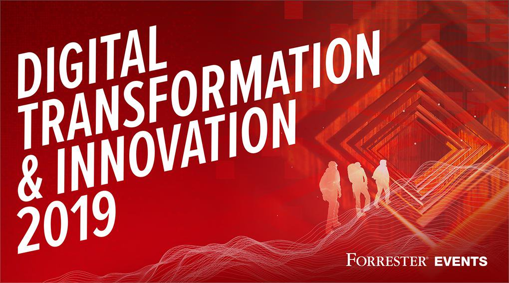 Forum Europeo sulla Digital Transformation & Innovation di Forrester a Londra